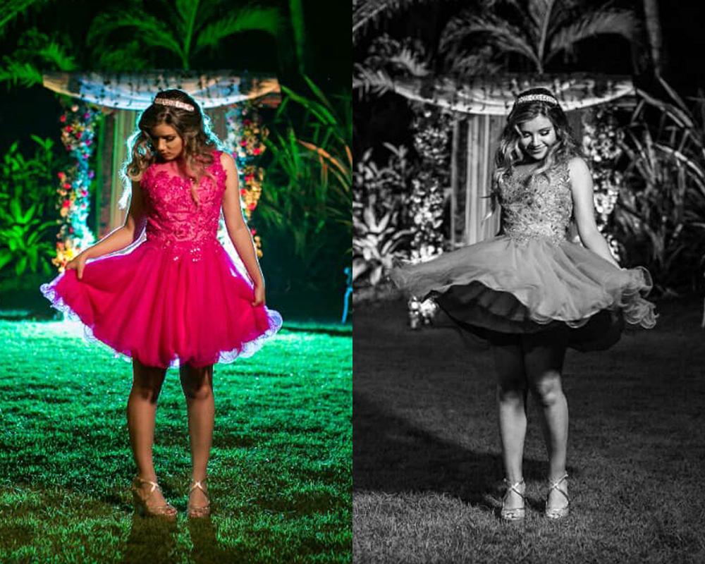blog deb maisa princesa vestido 15 anos fada jardim encantado rosa pink 3