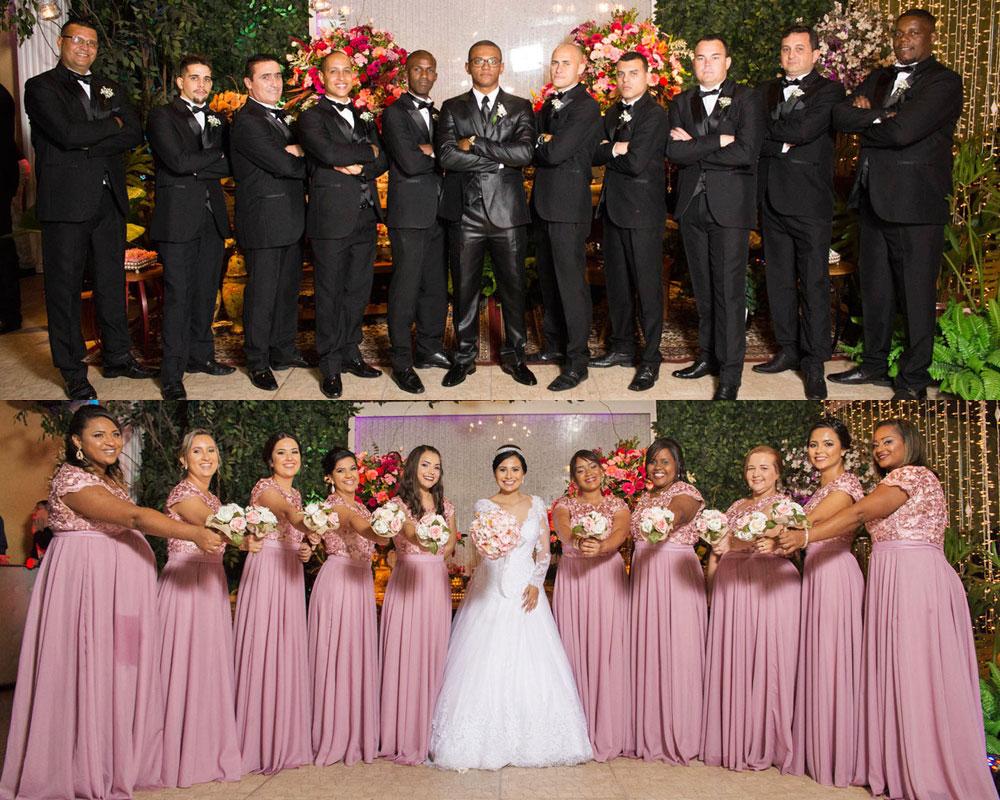 vestido de noiva casamento