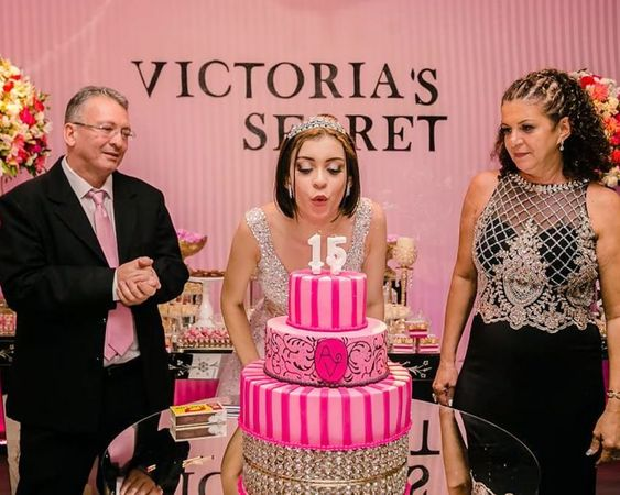 Festa Victoria's Secret