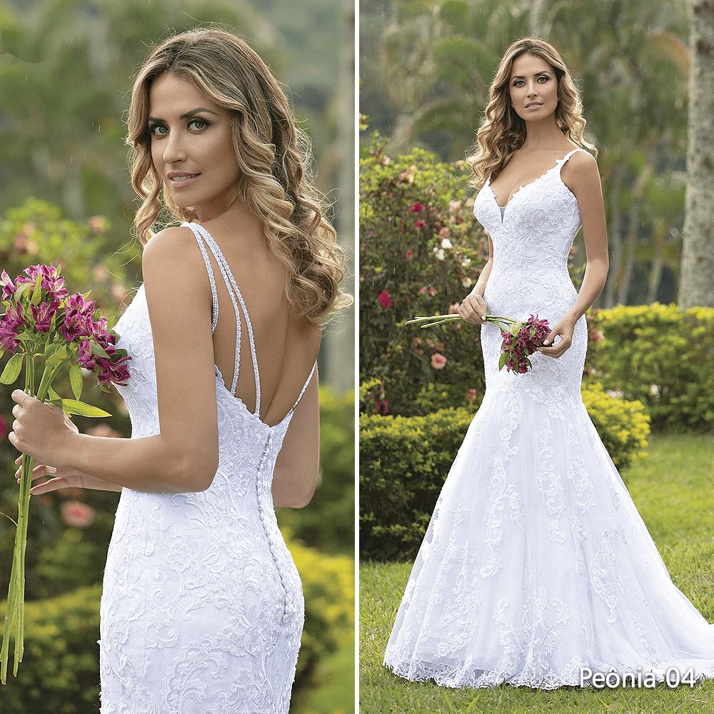 tendências de vestidos de noivas