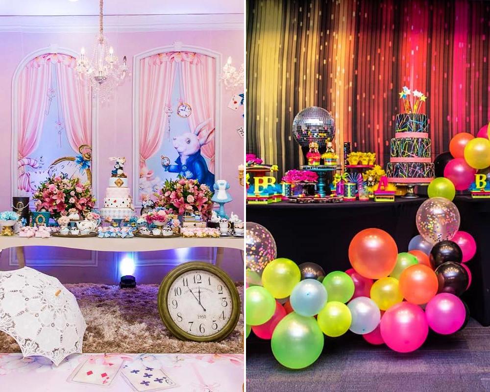 festa de 15 anos decoração
