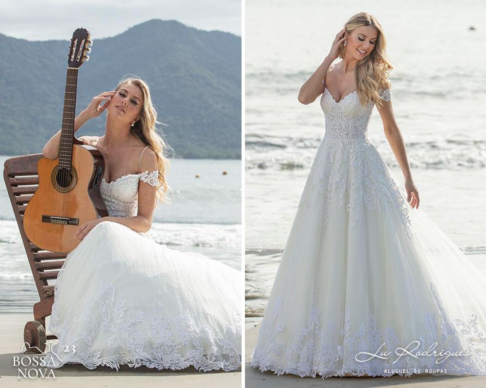 vestido de noiva 2020 lu rodrigues aluguel